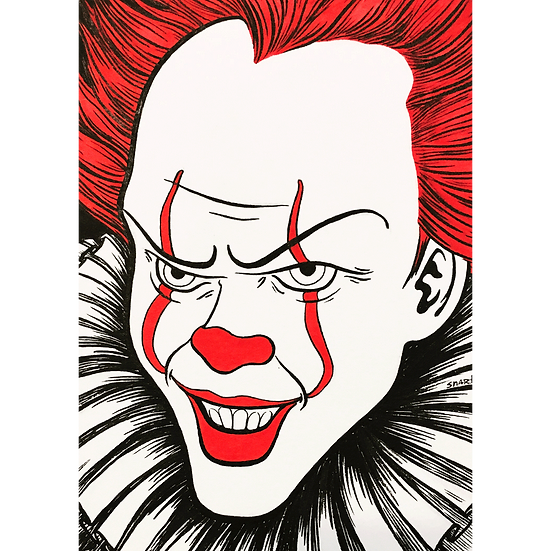 Pennywise Sketch