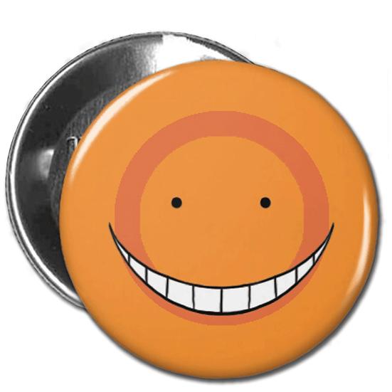 Koro-sensei orange