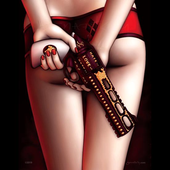 Harley's Gun