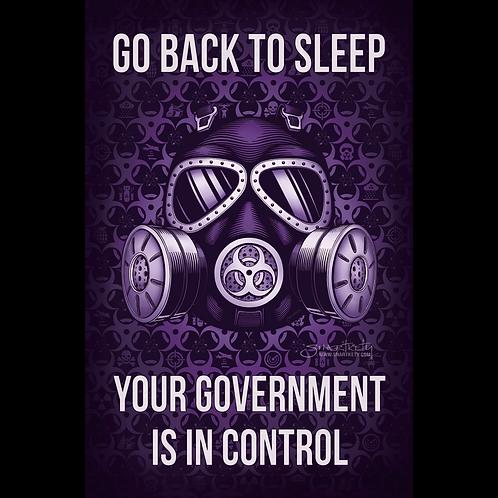 Go Back To Sleep - Mask