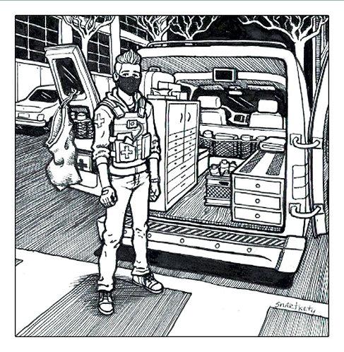 2020 - Street Medic