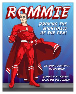 Publishing Awards - Rommie