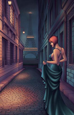 Paris - Night