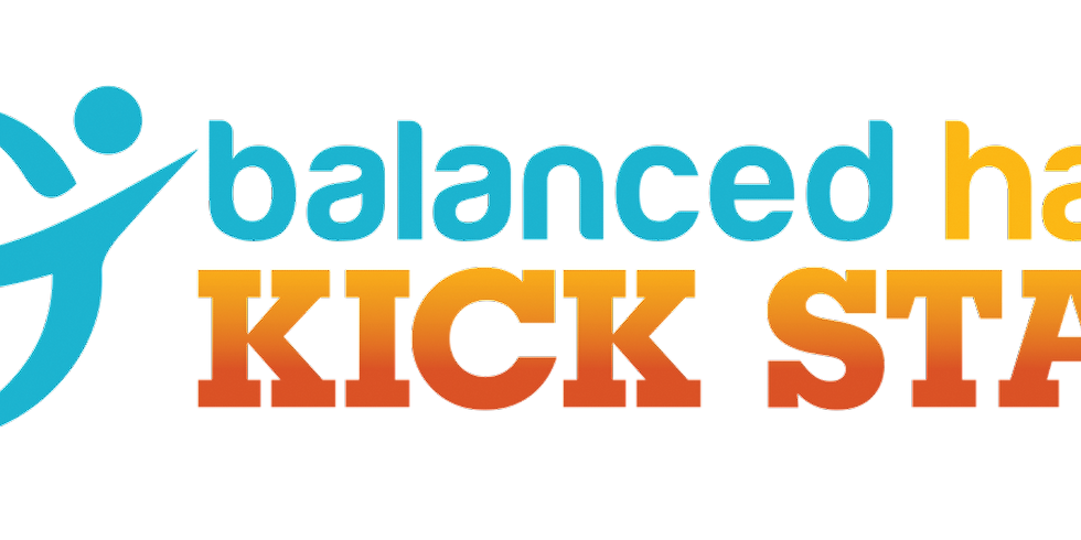 Balanced Habits Kick Start