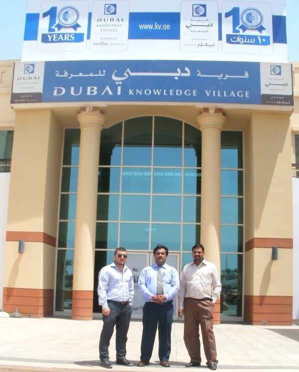 Sujoy_Dutta_Dubai_Knowledge_Village