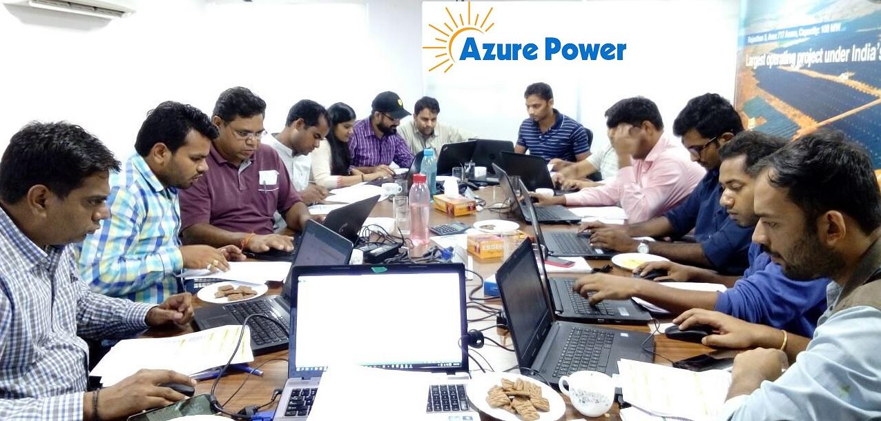 Azure_Power_at_Aero_City_New_Delhi_2016.