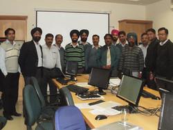 MSP 2013 Batch at Farmparts Ltd - Ludhia