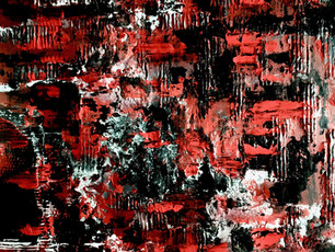 Composition in Black and Red (2019)