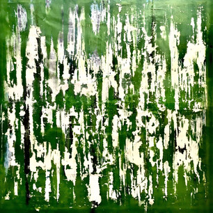 Scratches in Green (2019)