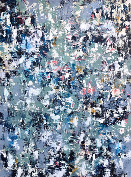 Painted Wall 3 (2018)