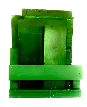 Pallet Study in Green (2020)