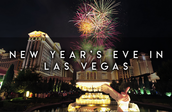 Things to do in Vegas for NYE