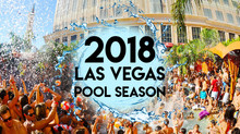 Las Vegas Pool Season 2018 Launch Dates