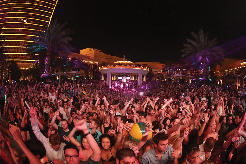 Excess nightswim coutesy of Danny Mohoney and las vegas weekly