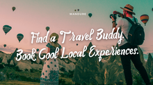 Wandure-The New Travel App that Awakens Wanderlust Within