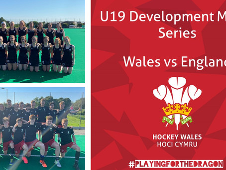 U19 SQUADS NAMED FOR MATCH SERIES AGAINST ENGLAND