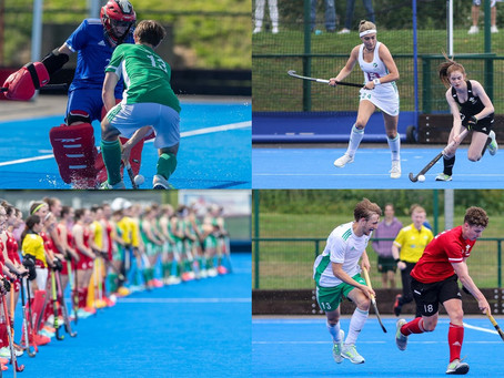 U19 SQUADS NAMED FOR MATCH SERIES AGAINST SCOTLAND
