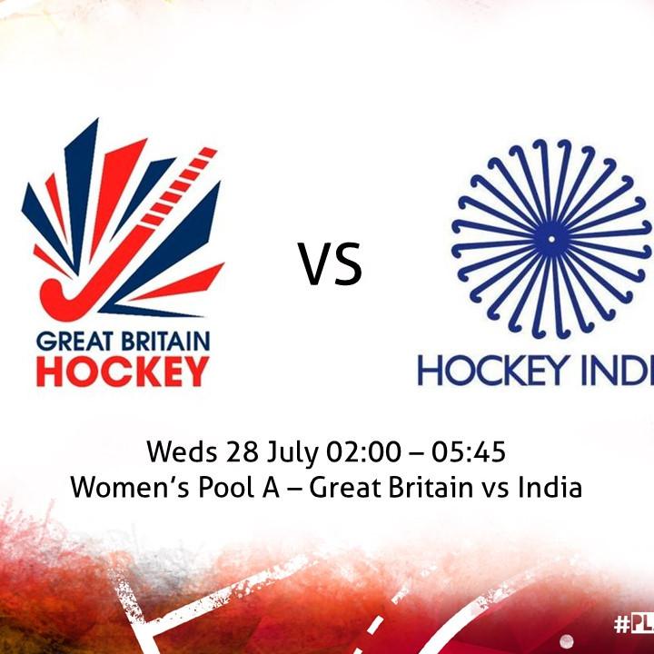 Great Britain vs India (Women)