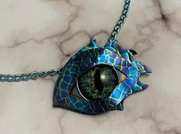 Tasha's Eye Necklace