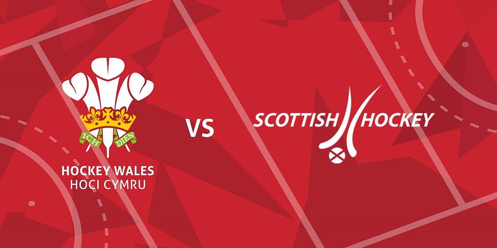 Wales vs Scotland (U23)
