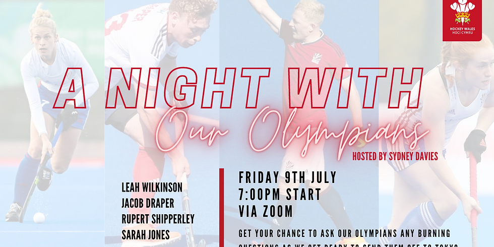 A Night with our Olympians