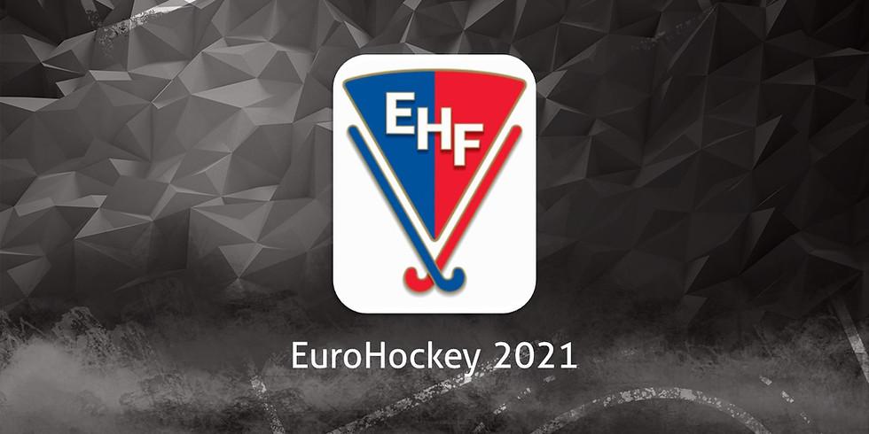 EuroHockey Championships Men 2021 - Spain v Wales