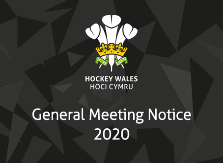 2020 General Meeting Postponed until 22nd July 2020