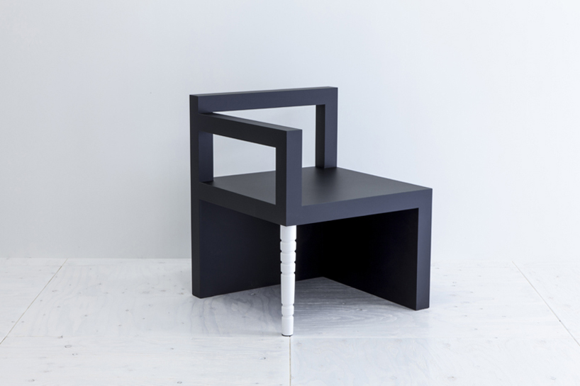 "KK CHAIR / designed by ""krafte"""