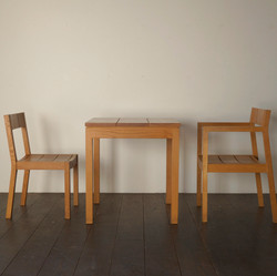 GRID TABLE SET / wedge