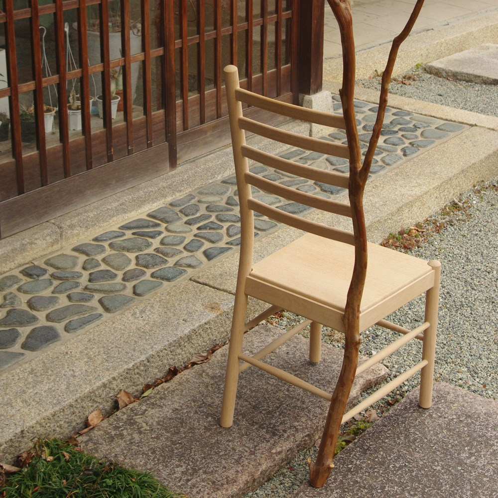 BIRD'S NEST CHAIR / wedge