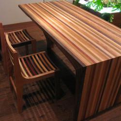 Y TABLE / wedge