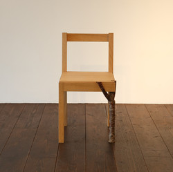 CHERRY BRANCH CHAIR / wedge