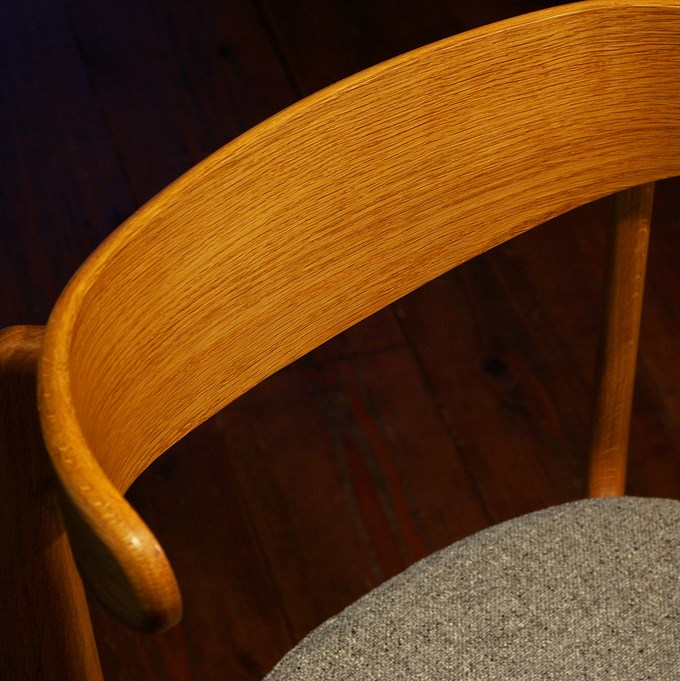 DINING CHAIR / wedge
