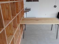 crdz desk / credenza