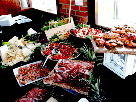 By adding great food to the outstanding ambience, Luca Italian Cuisine makes the Superior Viaduct...
