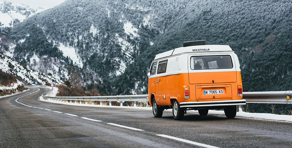 VW Kombi T2 Westfalia advantura rental B