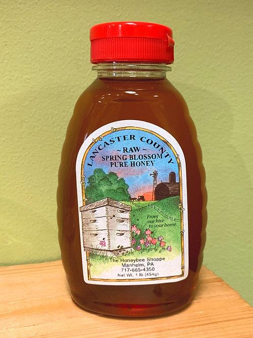 Local Spring Blossom Honey