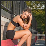 Fitness model styling