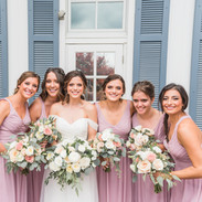Bridesmaids and large groups