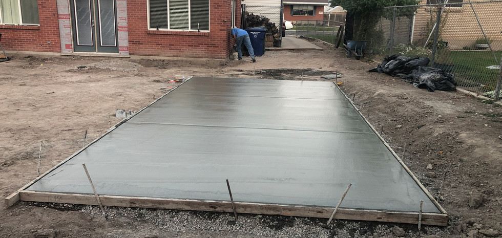 SHED PAD
