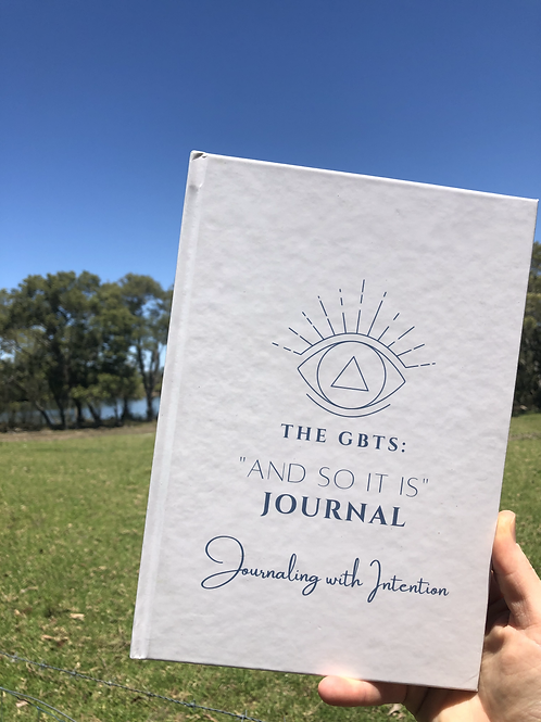 AND SO IT IS Journal