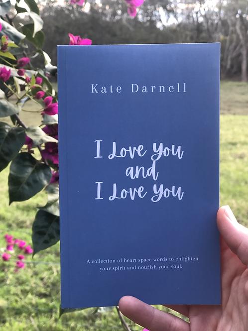 I LOVE YOU & I LOVE YOU - Pocket Poetry Book