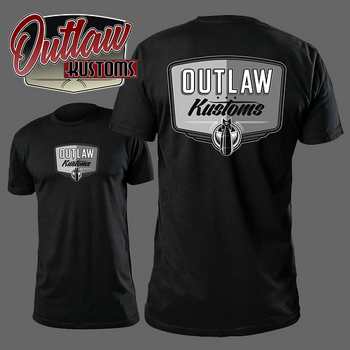Outlaw Kustoms Inc Tee