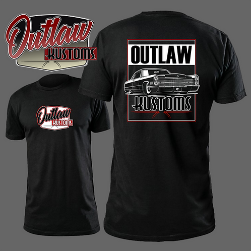 Outlaw Kustoms Inc Caddy Tee