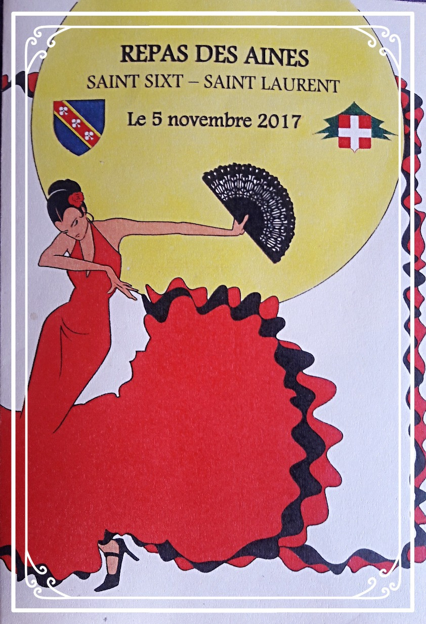 Spectacle Saint Sixt - Saint Laurent haute savoie