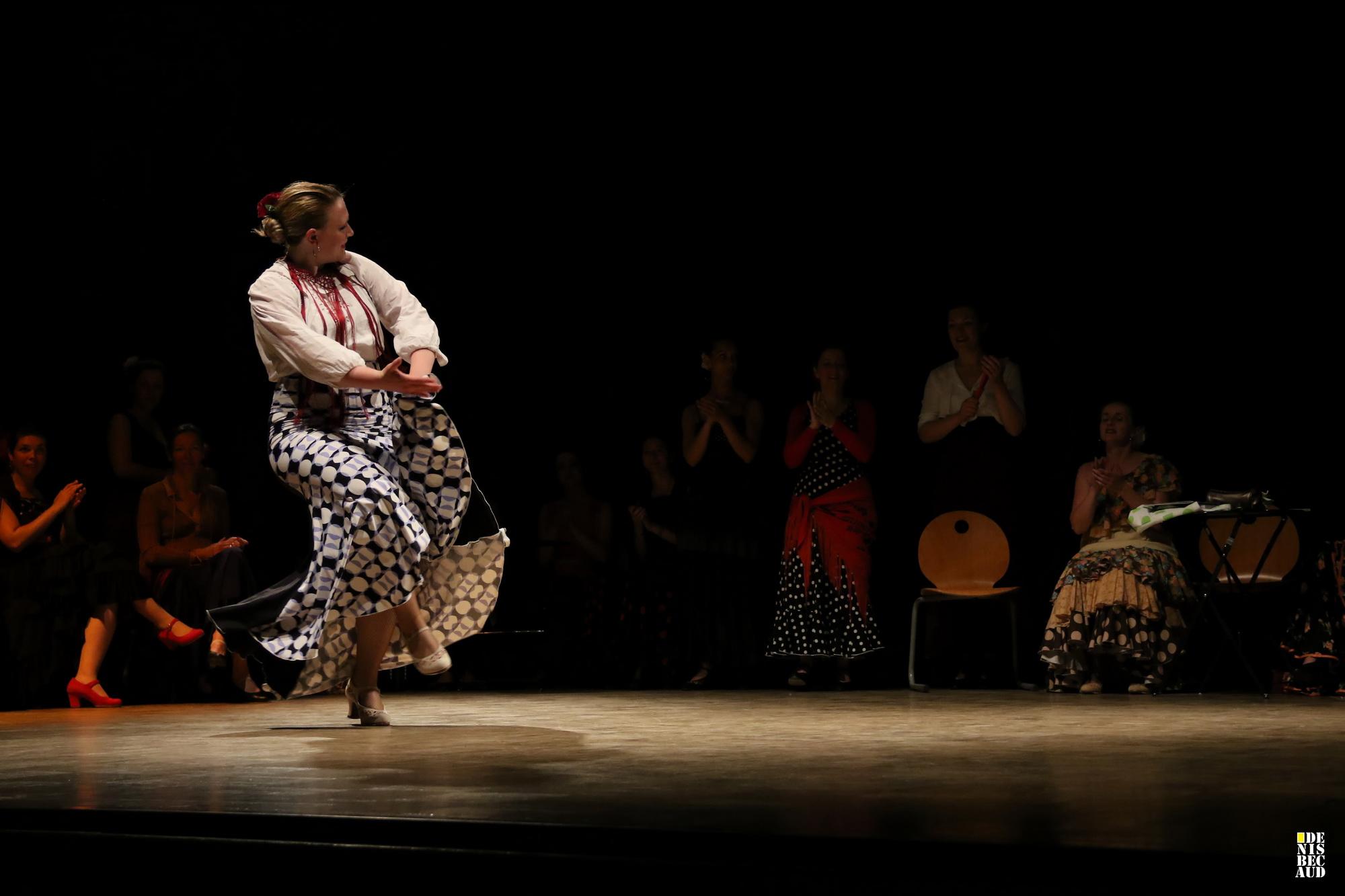 Pata de Buleria flamenco