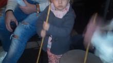Naître dans le Flamenco