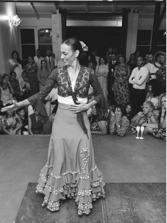 Danse Flamenco Mariage Haute Savoie Geneve