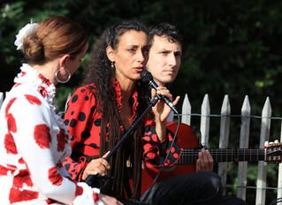 Flamenco Cours Stages danse chant 2019 2020