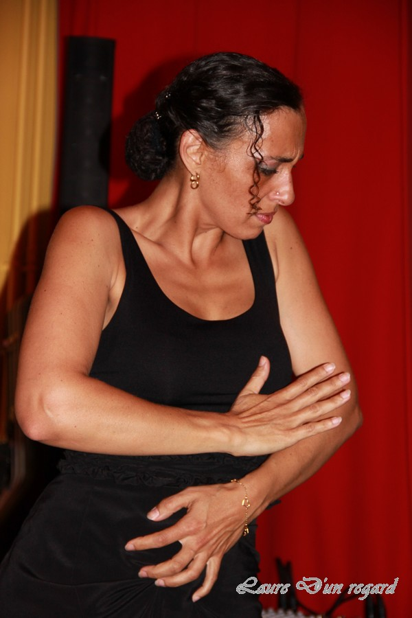 spectacle flamenco à Annecy